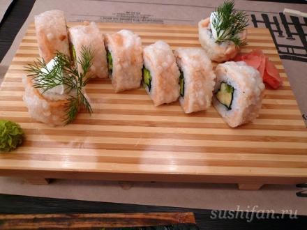 ролл мацури | суши, роллы, сашими