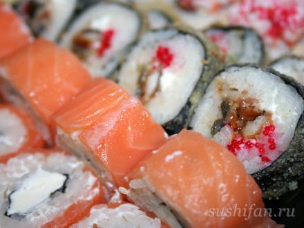 "Набор ""Нэко""   суши, роллы, сашими"