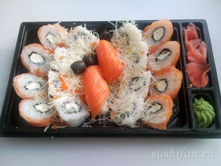 | суши, роллы, сашими
