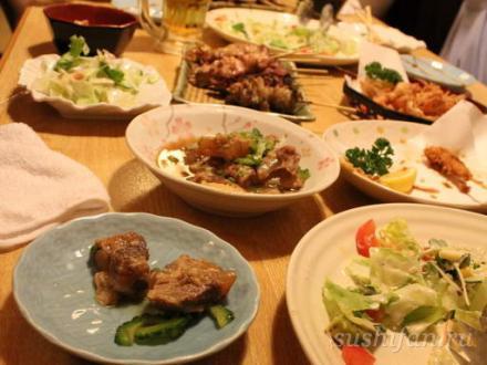 Наш ужин | суши, роллы, сашими