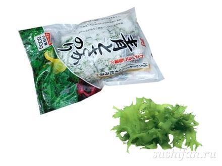 Тосака зеленые в соли