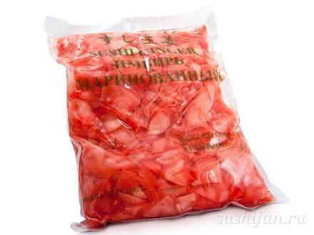 Имбирь розовый 1 кг