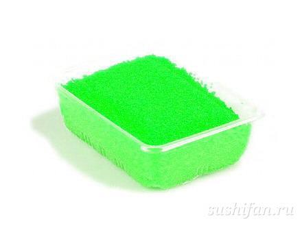 Масаго зеленая