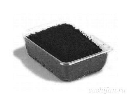 Масаго черная