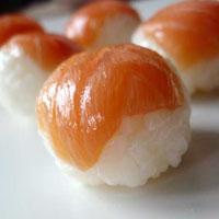 Темари суши (суши колобки)